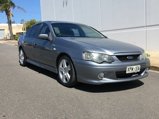 2003 Ford Falcon BA XR6 Grey 4 Speed Sports Automatic Sedan