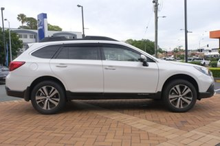 2020 Subaru Outback B6A MY20 2.5i CVT AWD Vision Plus White Crystal 7 Speed Constant Variable Wagon.