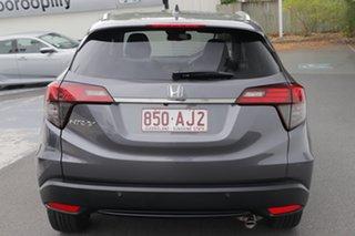 2020 Honda HR-V MY21 VTi-LX Modern Steel 1 Speed Constant Variable Hatchback.
