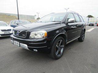 2012 Volvo XC90 P28 MY13 R-Design Geartronic Black 6 Speed Sports Automatic Wagon.