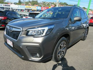 2019 Subaru Forester S5 MY19 2.5i CVT AWD Bronze 7 Speed Constant Variable Wagon.