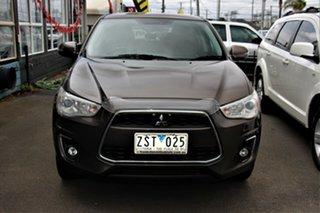 2013 Mitsubishi ASX XB MY13 Aspire 2WD Bronze 5 Speed Manual Wagon.