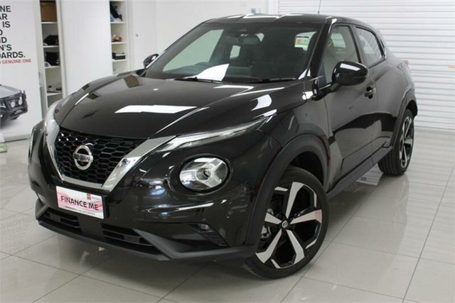 New Nissan Juke F16 ST-L , 2020 Nissan Juke F16 ST-L Pearl Black 7 Speed Sports Automatic Dual Clutch Hatchback