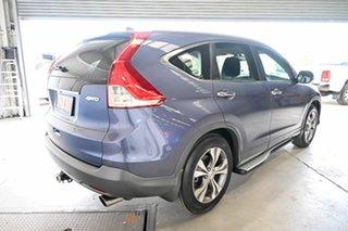 2013 Honda CR-V RM MY14 VTi-L 4WD Blue 5 Speed Sports Automatic Wagon