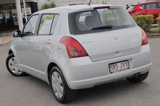 2006 Suzuki Swift RS415 Silky Silver 4 Speed Automatic Hatchback.