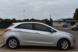 2013 Hyundai i30 GD Elite Silver 6 Speed Sports Automatic Hatchback.