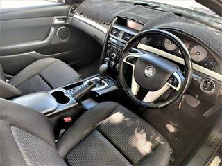 2010 Holden Commodore VE II SV6 Black 6 Speed Sports Automatic Sedan