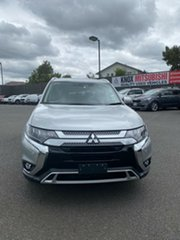 2018 Mitsubishi Outlander ZL MY19 Exceed AWD Billet Silver 6 Speed Constant Variable Wagon