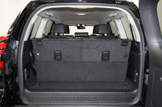 2020 Toyota Landcruiser Prado GDJ150R VX Black 6 Speed Sports Automatic Wagon