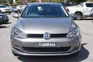 2016 Volkswagen Golf VII MY16 110TSI DSG Highline Grey 7 Speed Sports Automatic Dual Clutch.