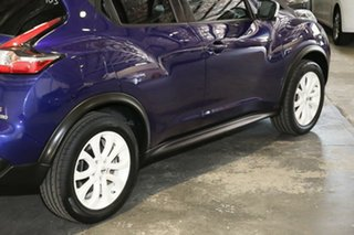 2015 Nissan Juke F15 Series 2 Ti-S X-tronic AWD Blue 1 Speed Constant Variable Hatchback
