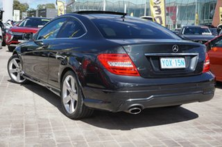 2014 Mercedes-Benz C-Class C204 MY14 C250 7G-Tronic + Black 7 Speed Sports Automatic Coupe