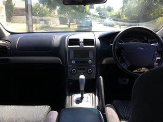2003 Ford Falcon BA XR6 Grey 4 Speed Sports Automatic Sedan