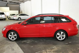 2015 Skoda Octavia NE MY15.5 Ambition Plus DSG 103TSI Red 7 Speed Sports Automatic Dual Clutch Wagon
