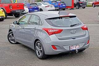 2015 Hyundai i30 GD3 Series II MY16 Active X Silver 6 Speed Sports Automatic Hatchback.