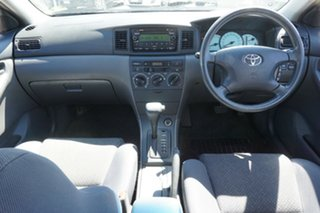 2006 Toyota Corolla ZZE122R 5Y Ascent Blue 4 Speed Automatic Hatchback