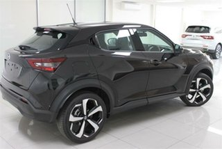 2020 Nissan Juke F16 ST-L Pearl Black 7 Speed Sports Automatic Dual Clutch Hatchback