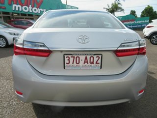 2019 Toyota Corolla ZRE172R Ascent S-CVT Silver 7 Speed Constant Variable Sedan