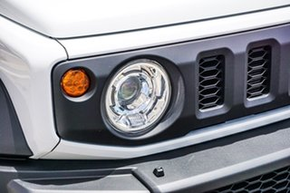 2020 Suzuki Jimny JB74 White 5 Speed Manual Hardtop