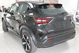 2020 Nissan Juke F16 ST-L Pearl Black 7 Speed Sports Automatic Dual Clutch Hatchback.