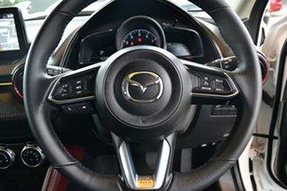 2017 Mazda CX-3 DK2W7A sTouring SKYACTIV-Drive White 6 Speed Sports Automatic Wagon