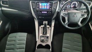 2017 Mitsubishi Pajero Sport QE MY17 GLX Silver 8 Speed Sports Automatic Wagon