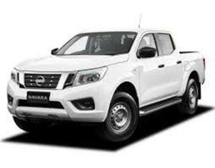 2020 Nissan Navara D23 S4 MY20 SL Polar White 7 Speed Sports Automatic Utility