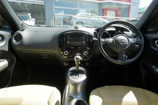 2014 Nissan Juke F15 ST (FWD) Grey Continuous Variable Wagon