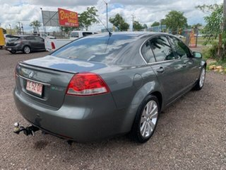 2012 Holden Commodore VE Grey 4 Speed Auto Active Select Sedan