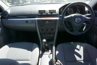 2007 Mazda 3 BK10F2 Neo Red 5 Speed Manual Sedan