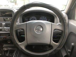 2001 Nissan Navara D22 Series 2 DX (4x4) Silver 5 Speed Manual 4x4 Dual Cab Pick-up