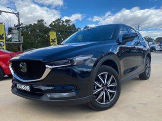 2019 Mazda CX-5 GT Black Sports Automatic Wagon