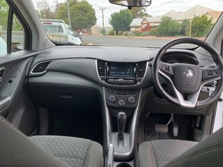 2018 Holden Trax LS White 6 Speed Automatic Wagon