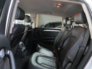 2014 Audi Q7 4L MY14 TDI Tiptronic Quattro Silver 8 Speed Sports Automatic Wagon