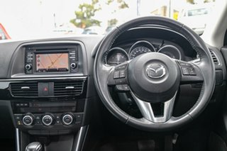 2013 Mazda CX-5 KE1021 Maxx SKYACTIV-Drive AWD Sport White 6 Speed Sports Automatic Wagon