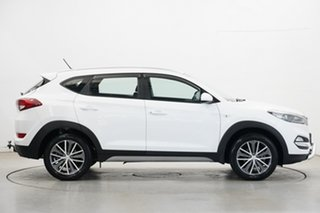 2017 Hyundai Tucson TL MY17 Active X 2WD Pure White 6 Speed Sports Automatic Wagon