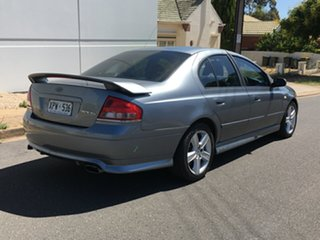 2003 Ford Falcon BA XR6 Grey 4 Speed Sports Automatic Sedan.