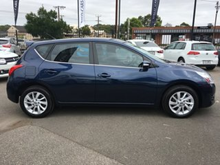 2016 Nissan Pulsar C12 Series 2 ST-L Blue 1 Speed Constant Variable Hatchback.