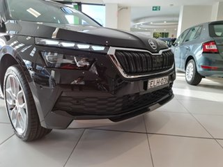 2020 Skoda Kamiq NW MY21 85TSI DSG FWD Black Pearl 7 Speed Sports Automatic Dual Clutch Wagon