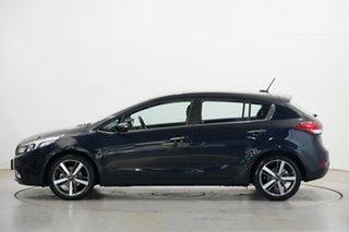 2017 Kia Cerato YD MY18 Sport+ Grey 6 Speed Sports Automatic Hatchback.