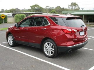 2018 Holden Equinox LTZ Glory Red Automatic Wagon