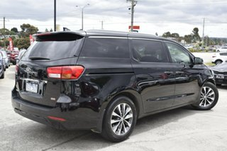 2015 Kia Carnival YP MY15 SLi Black 6 Speed Sports Automatic Wagon