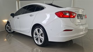 2017 Holden Astra BL MY17 LTZ White 6 Speed Sports Automatic Sedan