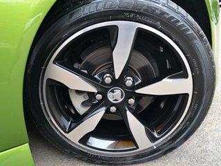 2015 Holden Commodore VF II MY16 SV6 Jungle Green 6 Speed Sports Automatic Sedan