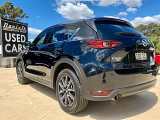 2019 Mazda CX-5 GT Black Sports Automatic Wagon.