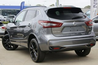 2020 Nissan Qashqai J11 Series 3 MY20 Midnight Edition X-tronic Gun Metallic 1 Speed.