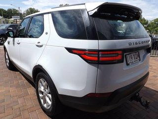 2017 Land Rover Discovery Series 5 L462 MY17 SD4 SE Yulong White 8 Speed Sports Automatic Wagon