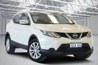 2016 Nissan Qashqai J11 ST Snow Storm 1 Speed Constant Variable Wagon.