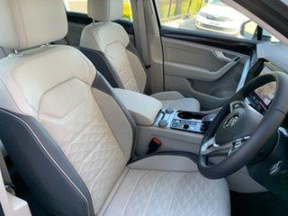 2020 Volkswagen Touareg CR MY20 190TDI Tiptronic 4MOTION Premium White 8 Speed Sports Automatic
