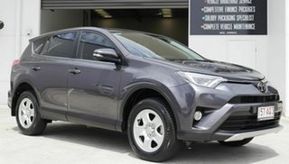 2017 Toyota RAV4 ASA44R GX AWD Grey 6 Speed Sports Automatic Wagon.
